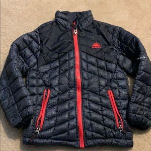 Boys Snozu light puffer jacket